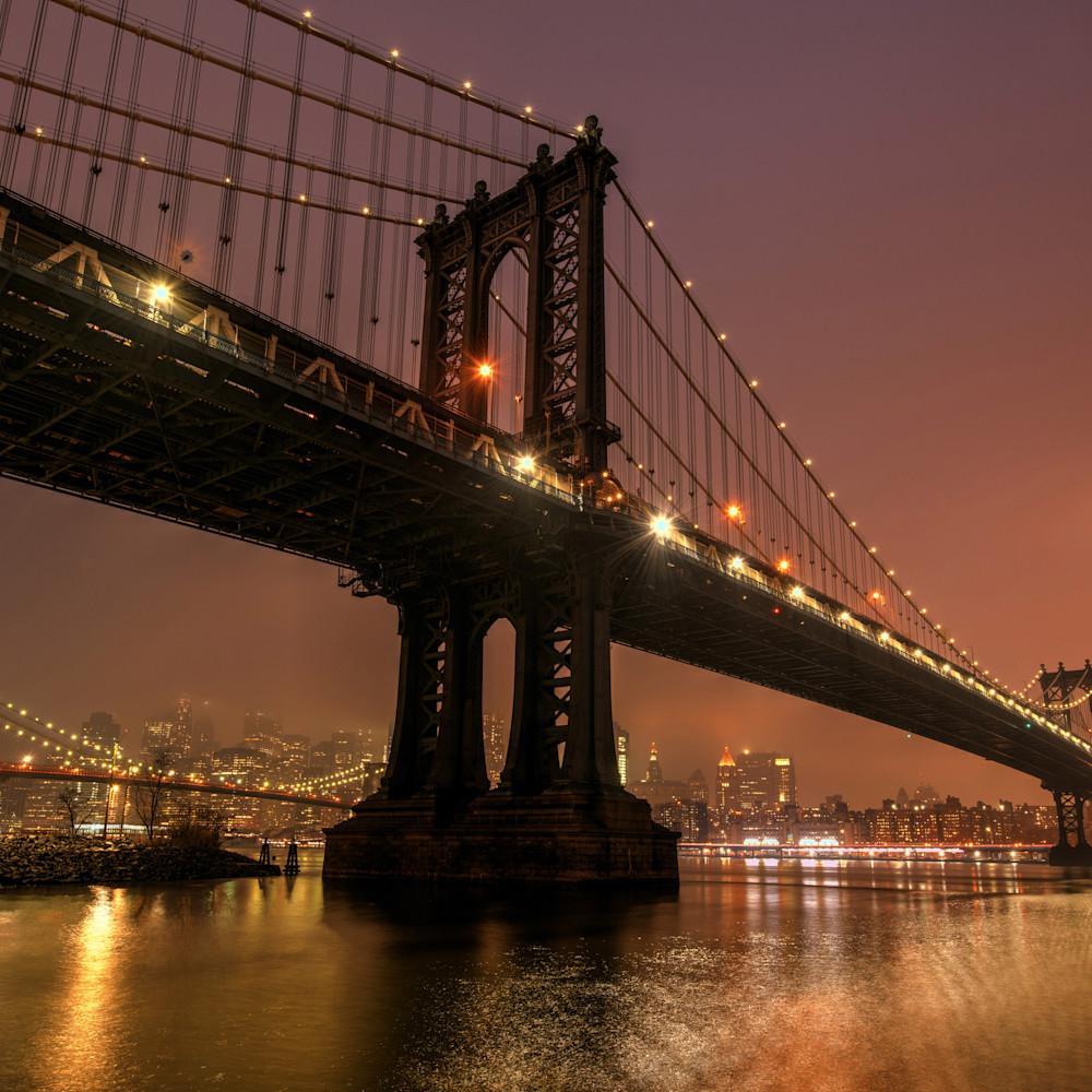 Manhattan bridge   michael sandy sbe23h