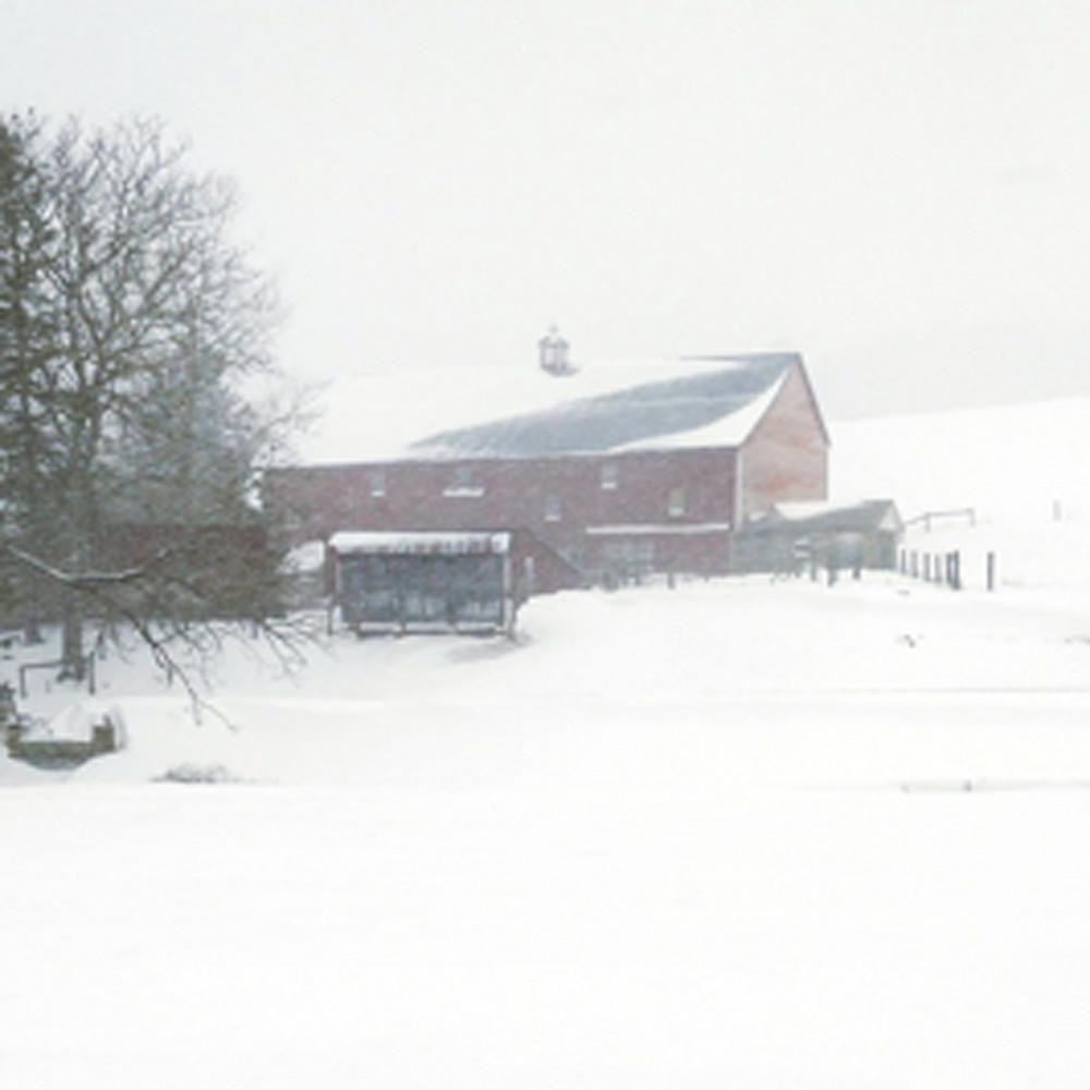 American winter landscape eoen0l