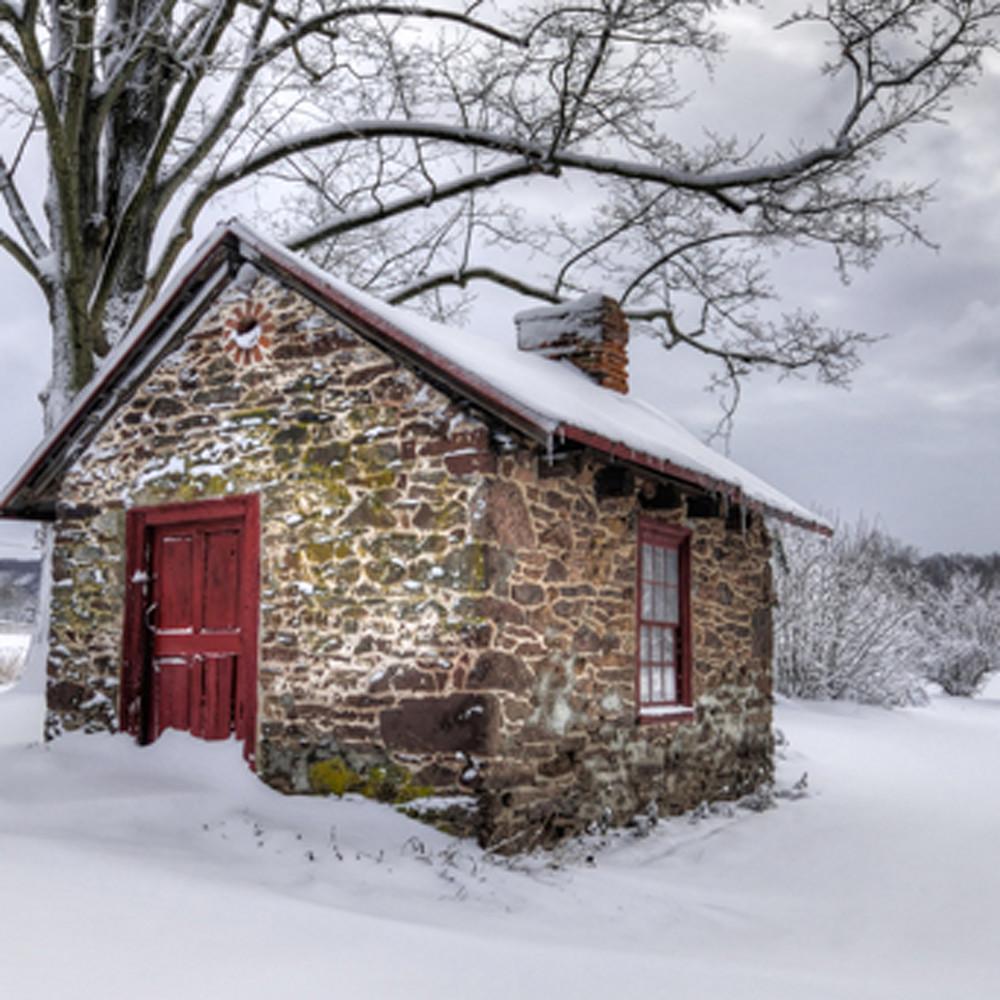 Winter at the bathhouse lwblfj