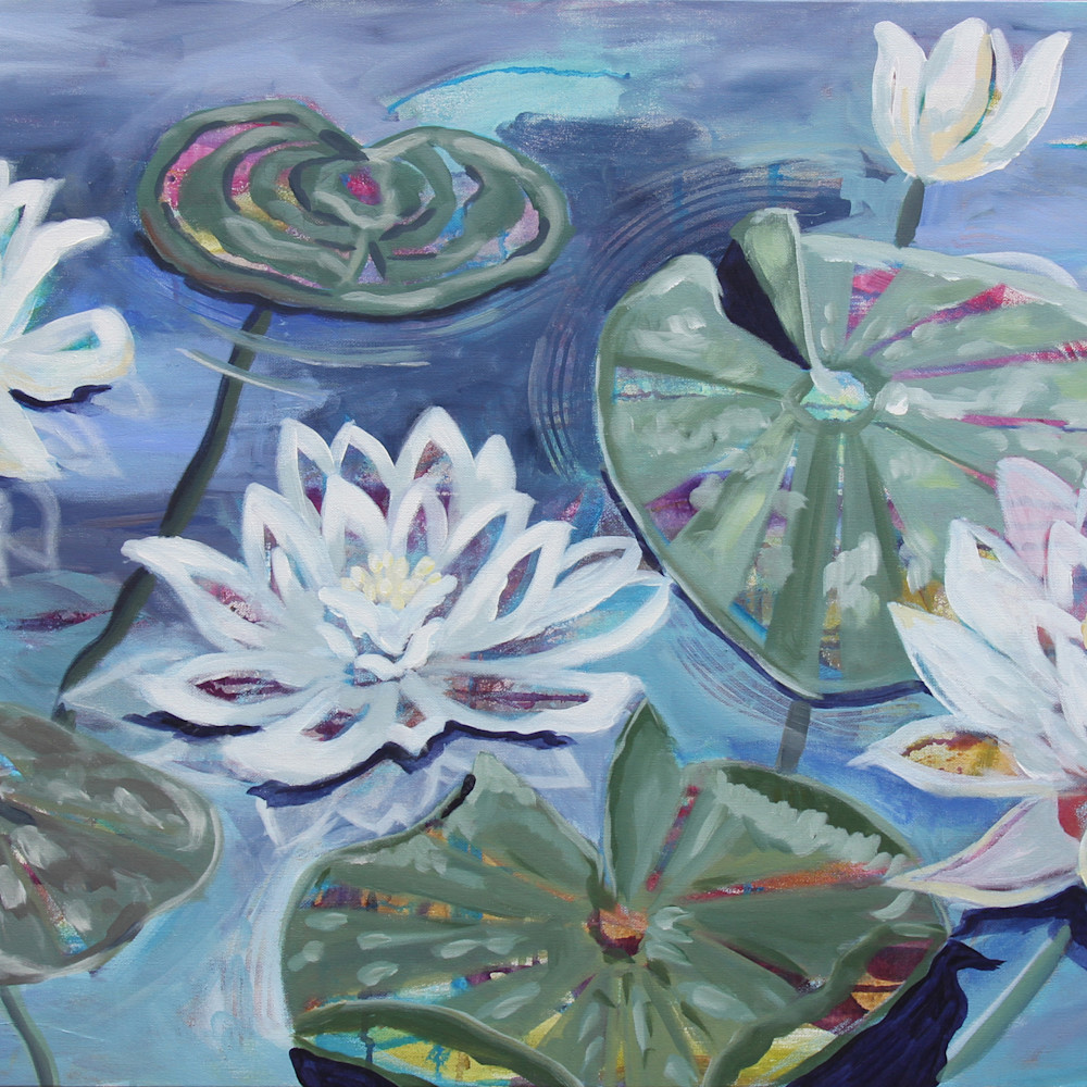Lillies of the lake peld9y