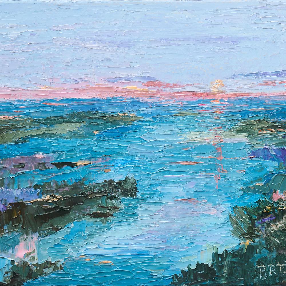 The marsh at sunset w2sbzu