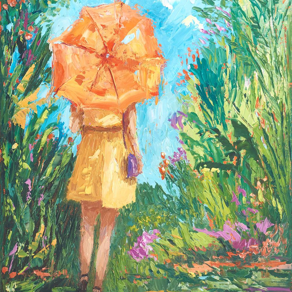 A walk in spring rain ii a0rsgx