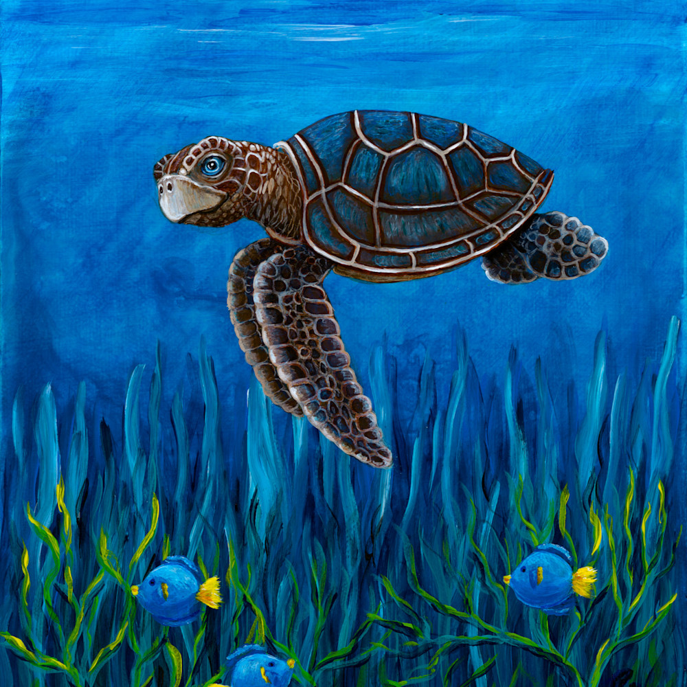 Parker rebecca   smirking turtle 8x10 jhcosl