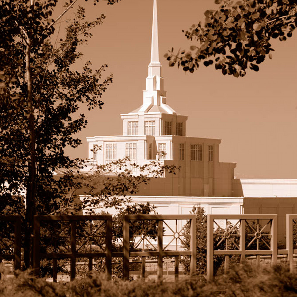 Hank delespinasse billings temple   by day in sepia m84fj3
