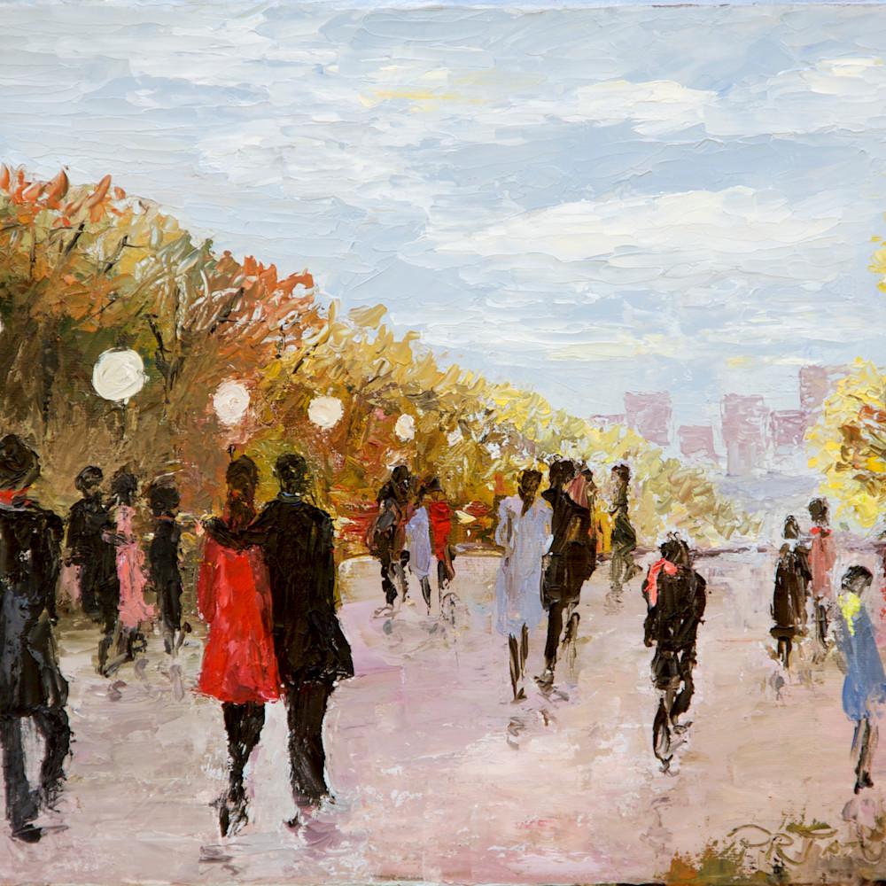 Lovers autumn walk xcwgkz