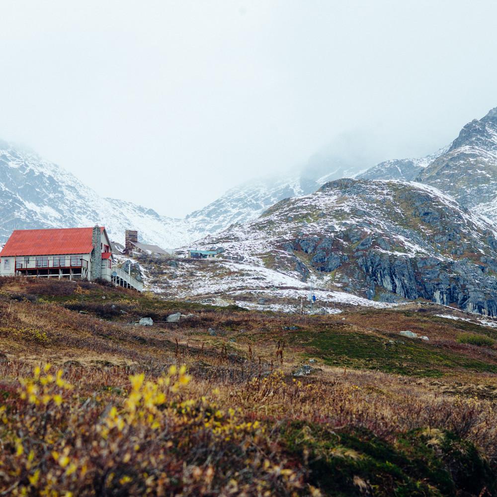 Alaskan hideaway ivlens