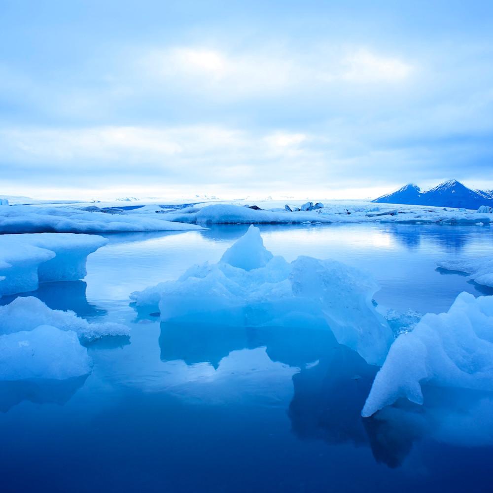 Ice float jokulsarlon iceland limited edition odtkn6