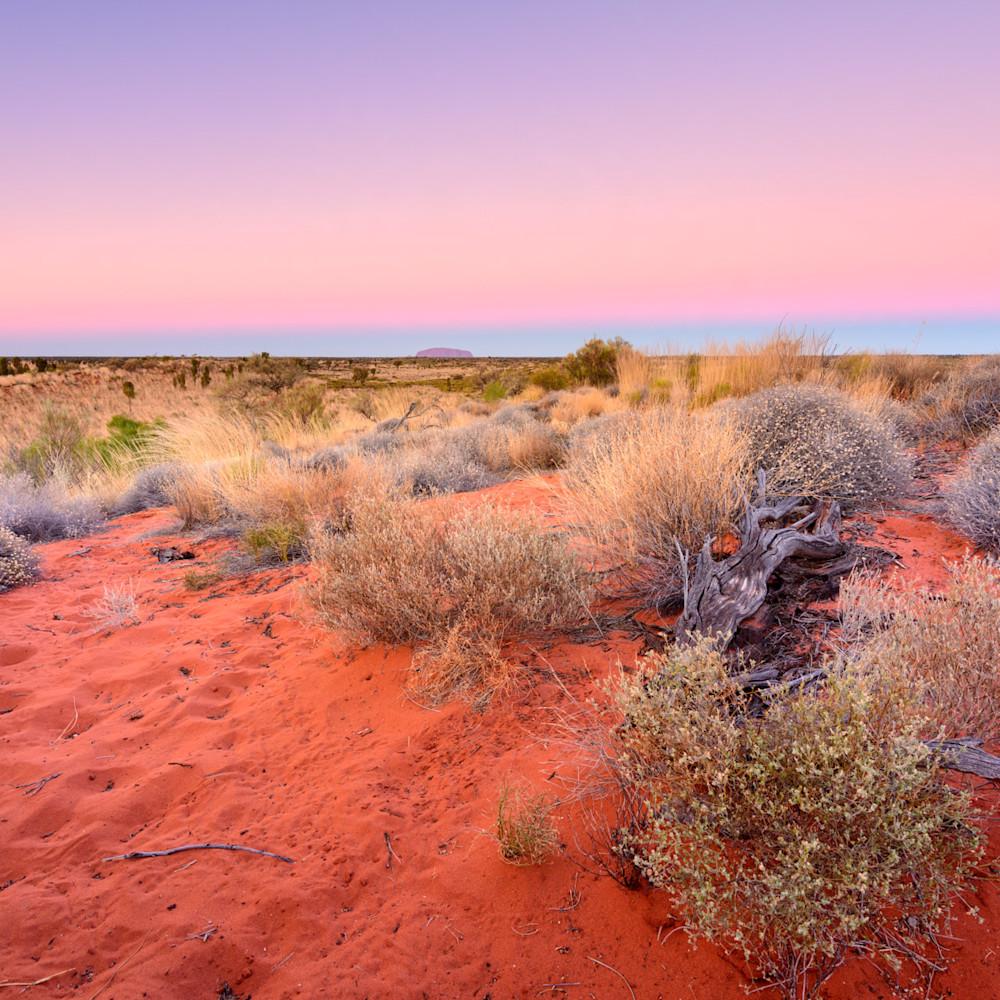 Heart of the land uluru kata tjuta national park nt australia aamzve
