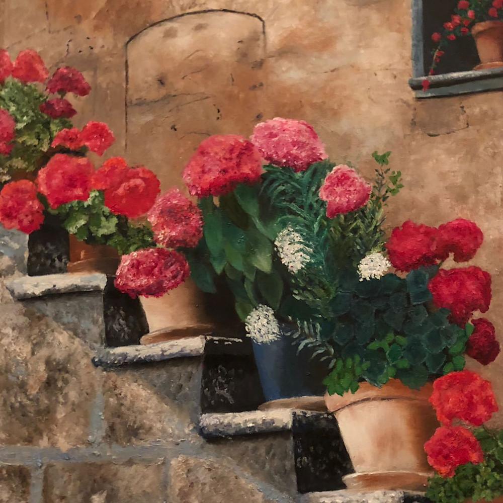 Italian steps gglq1k