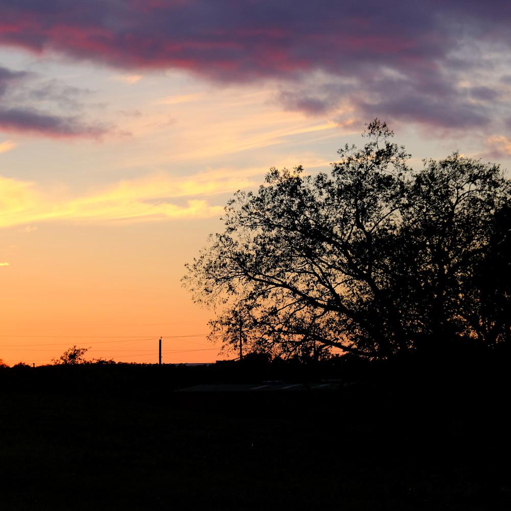 Sunset over texas 61 gb15av