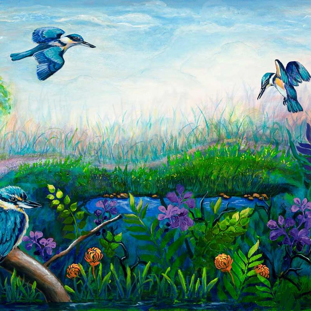 E weller 018 kingfisher habitat m6pb13