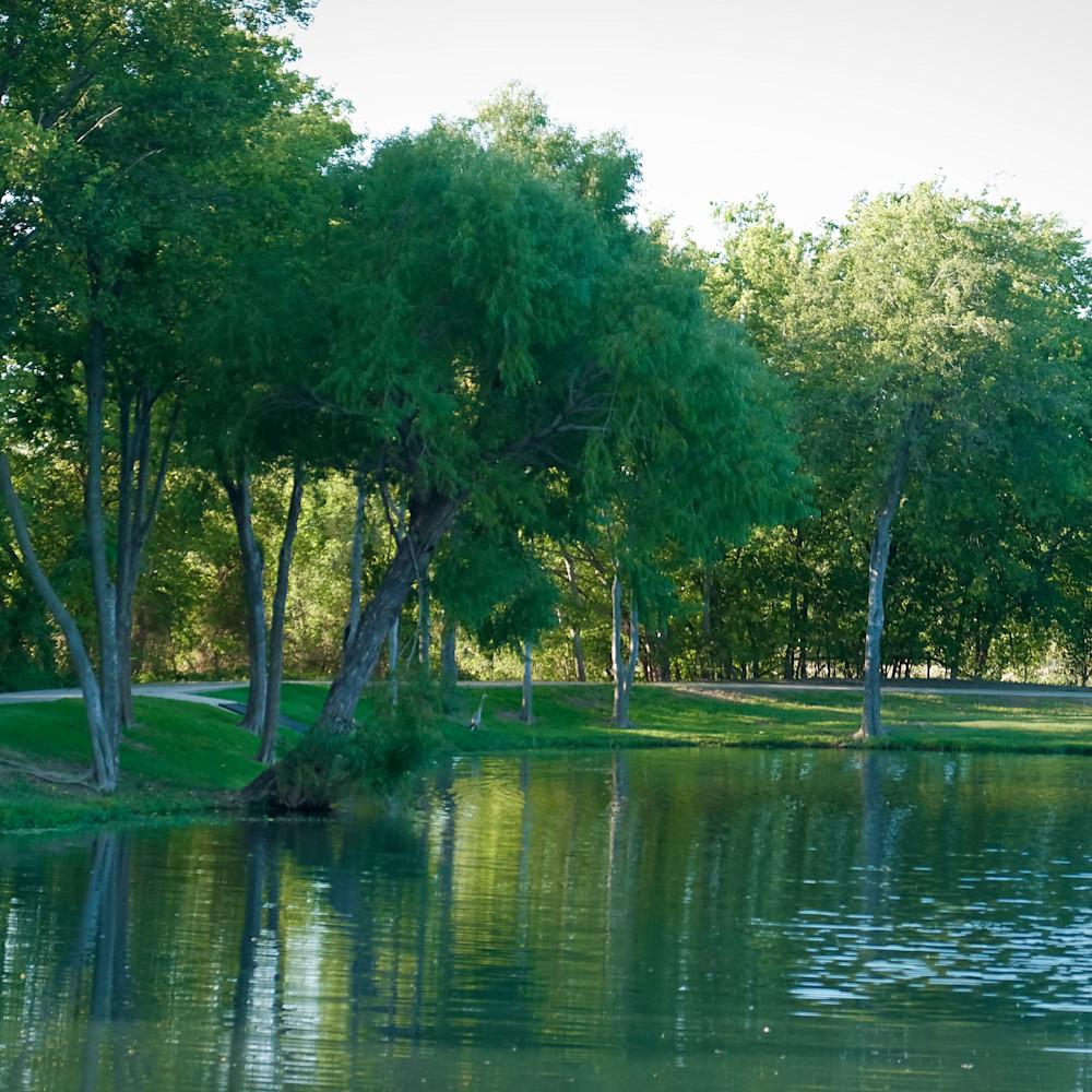 Pond in roanoke park 10 nnlm9p