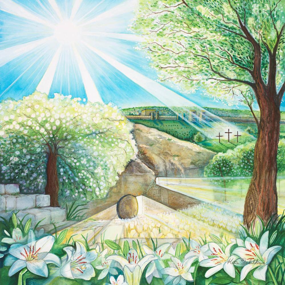 Katie zubeldia the garden tomb aynebt