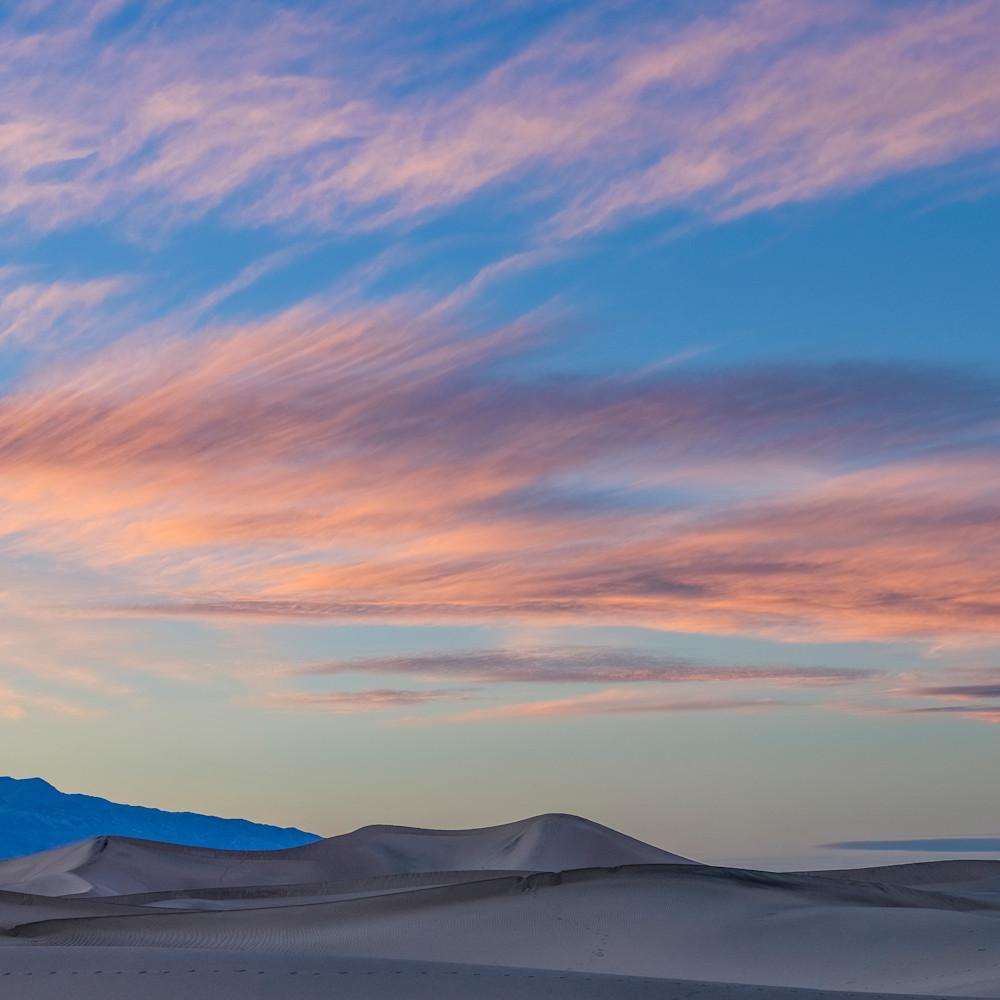 Mesquite dunes sunset zjif5a