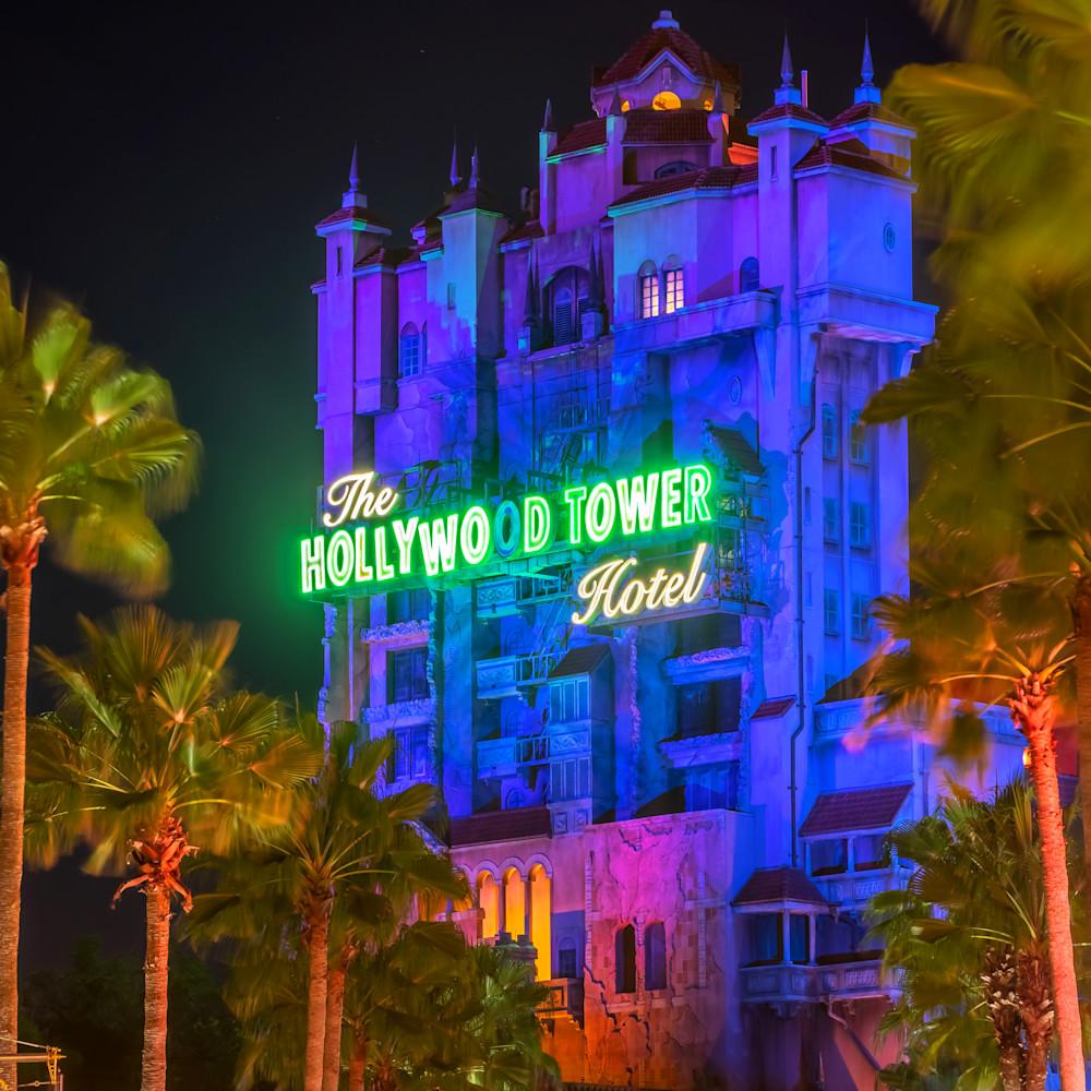 Tower of terror at hollywood studios eoakk7