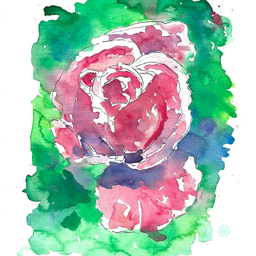 Red flower zob1wz
