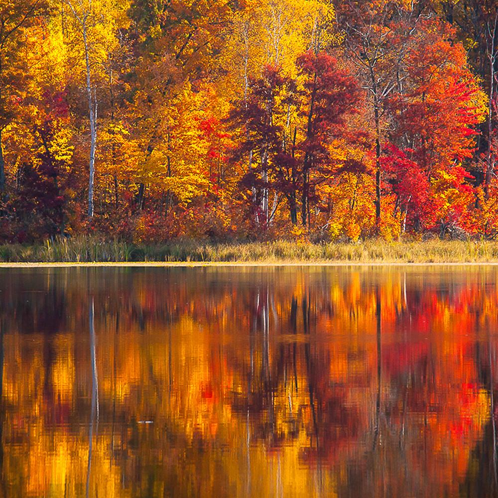 Fall reflection pano mg7795 nouojm