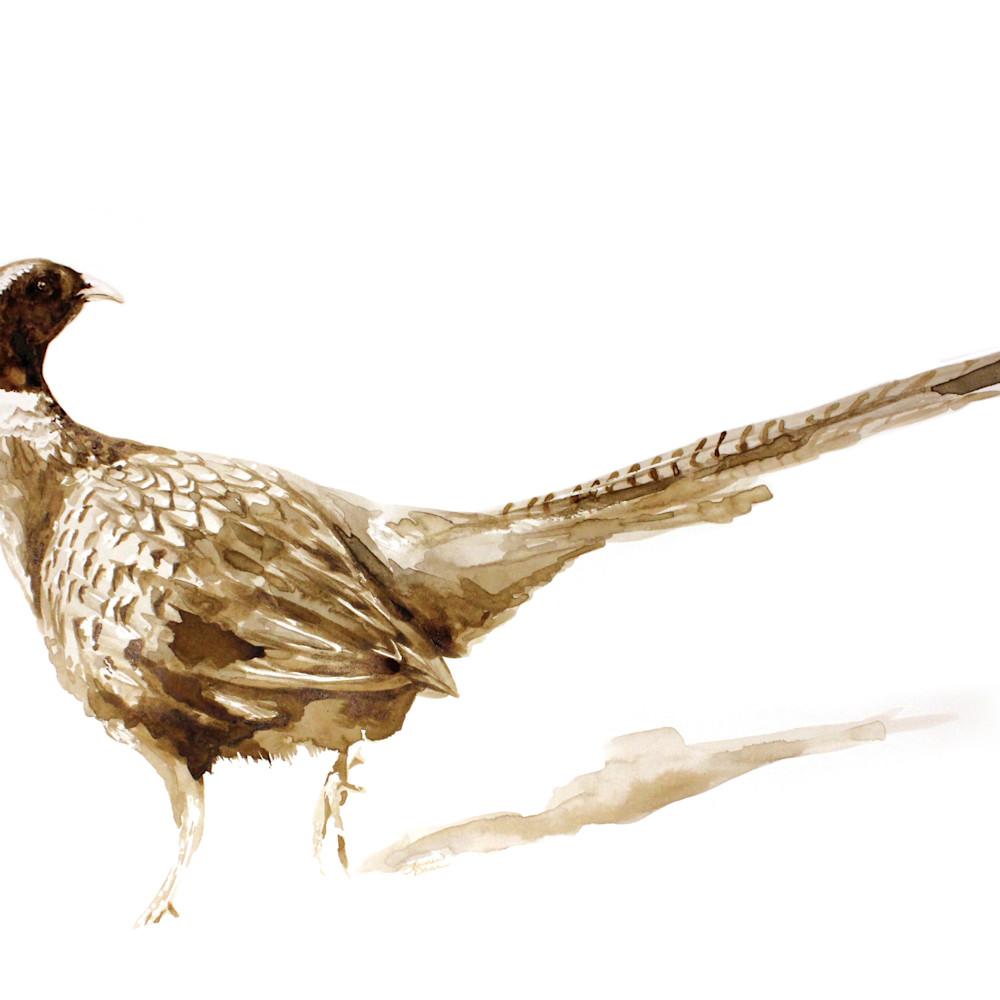 Sk pheasant print fwnko1
