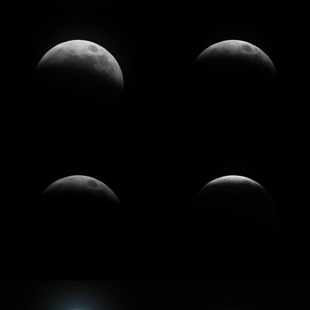 Blood moon poster a1mddu