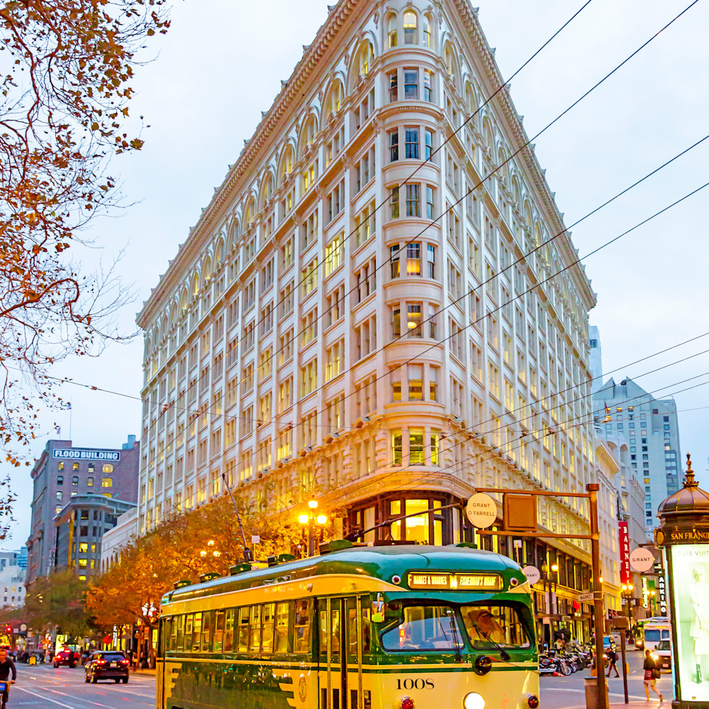 Flatiron streetcar u4zq5l