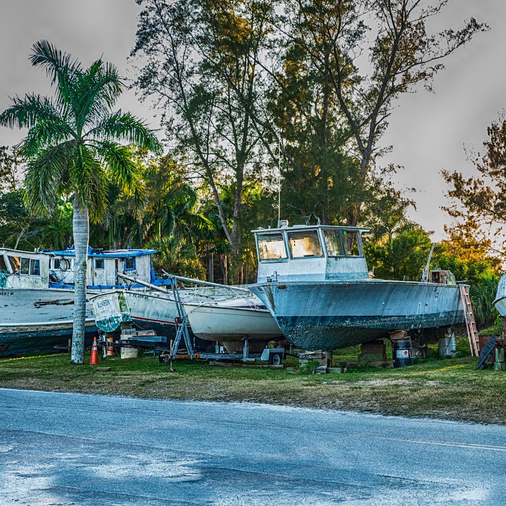 Cortez boat yard retirees crz5by