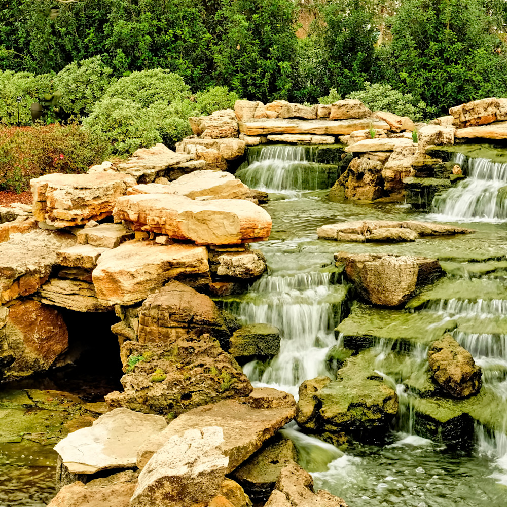 Waterfalls 16 colorful wsqqe2