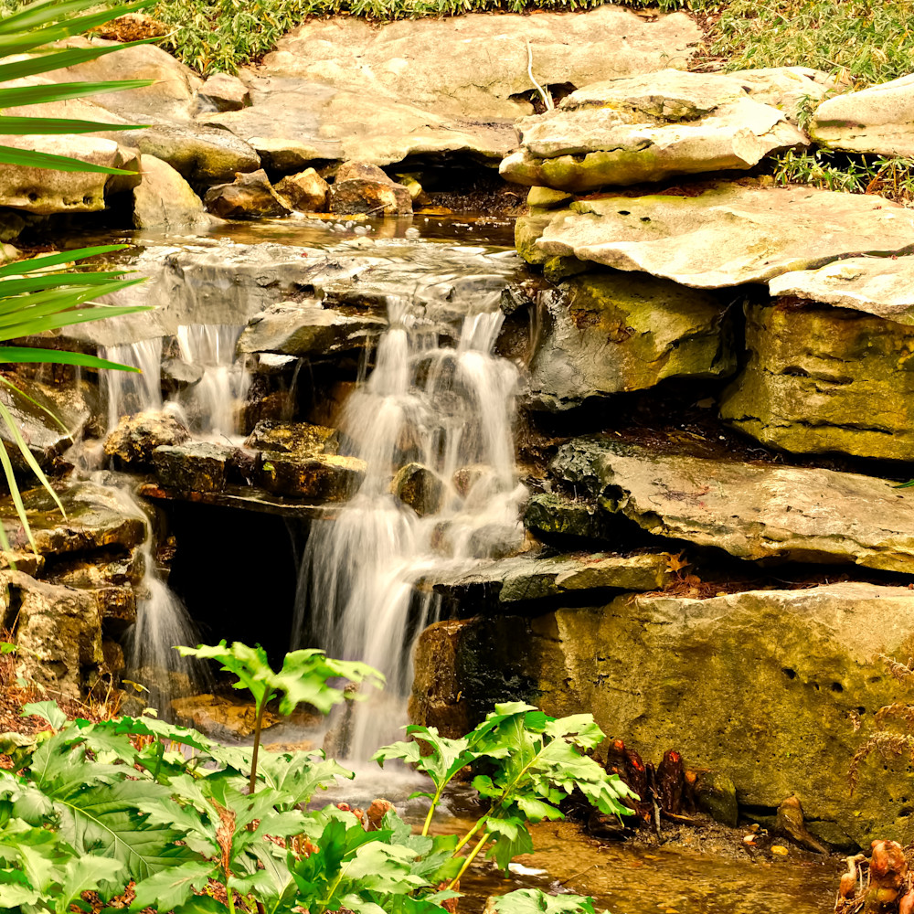 Waterfalls 21 colorful lozha1