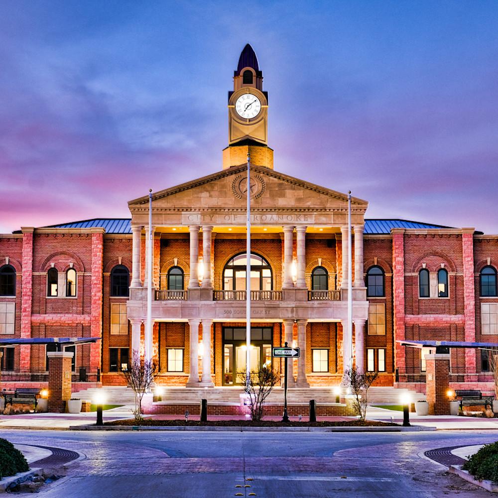 Roanoke town hall 8 surrealistic xp3wci