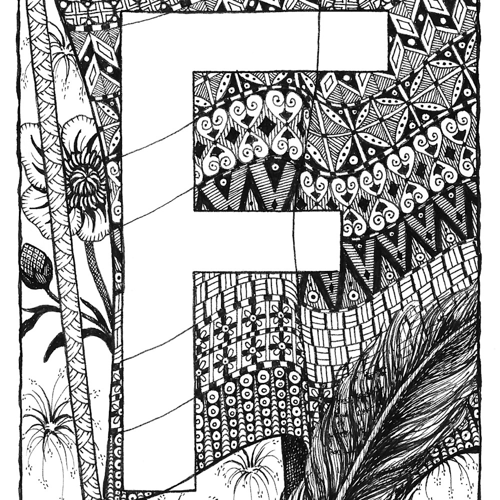 Alphabet  f dmzqon