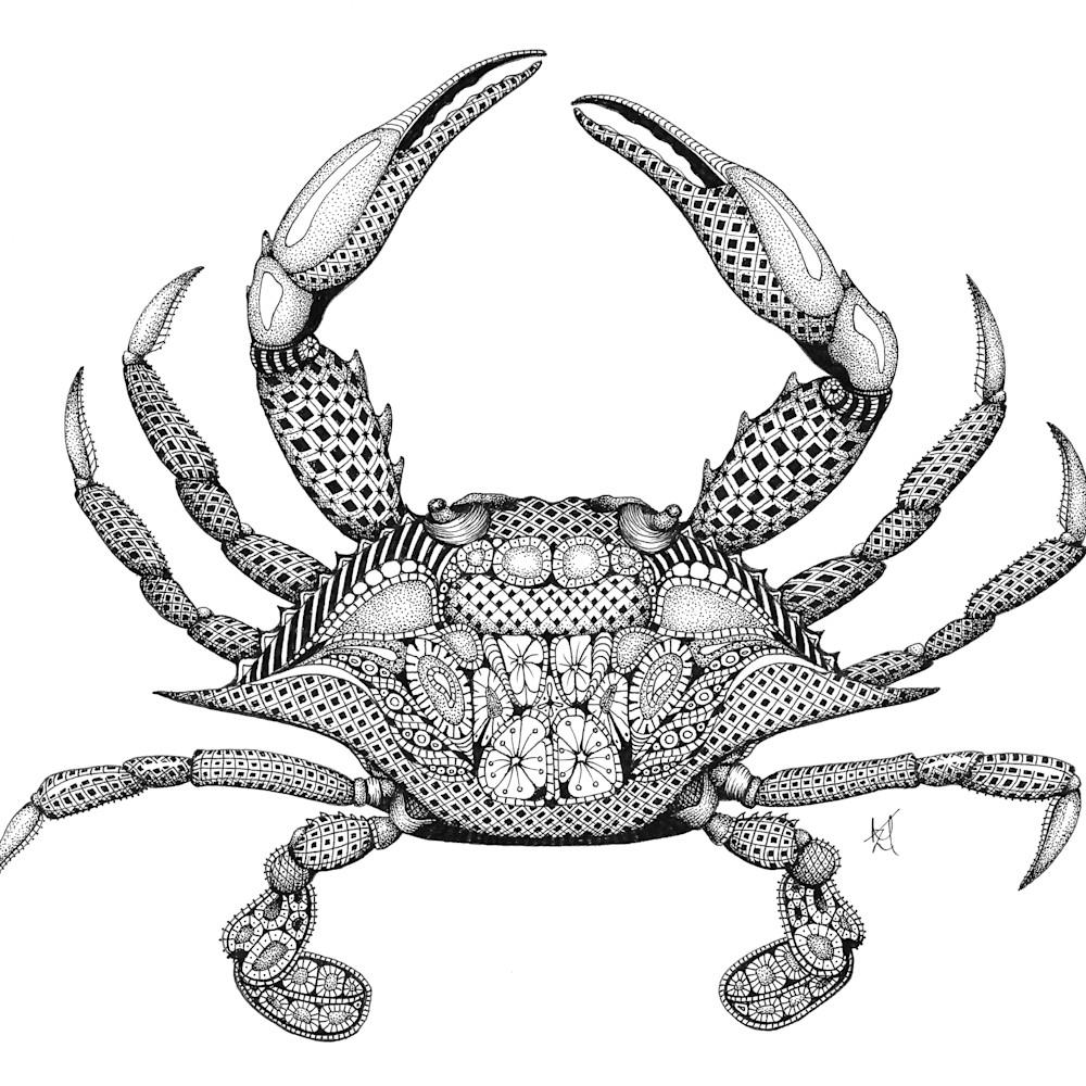 Blue crab remzoz
