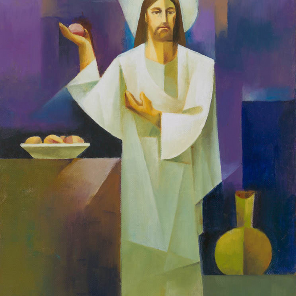 Jorge cocco the bread of life blwagh