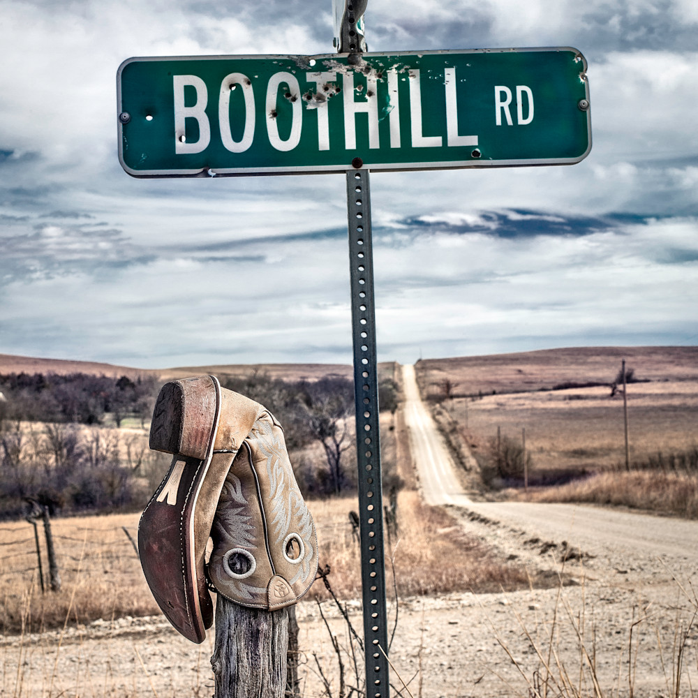 Boot hill road   color 2 somwpj