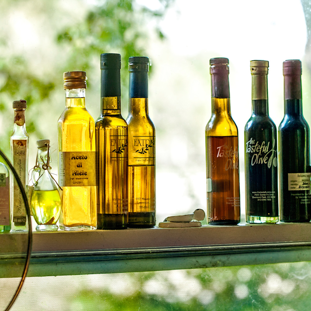 Vinegar and oil lfafxj