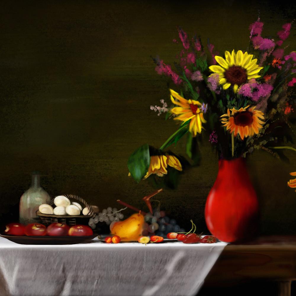 Sunflower and apples final 2 x9ajjc