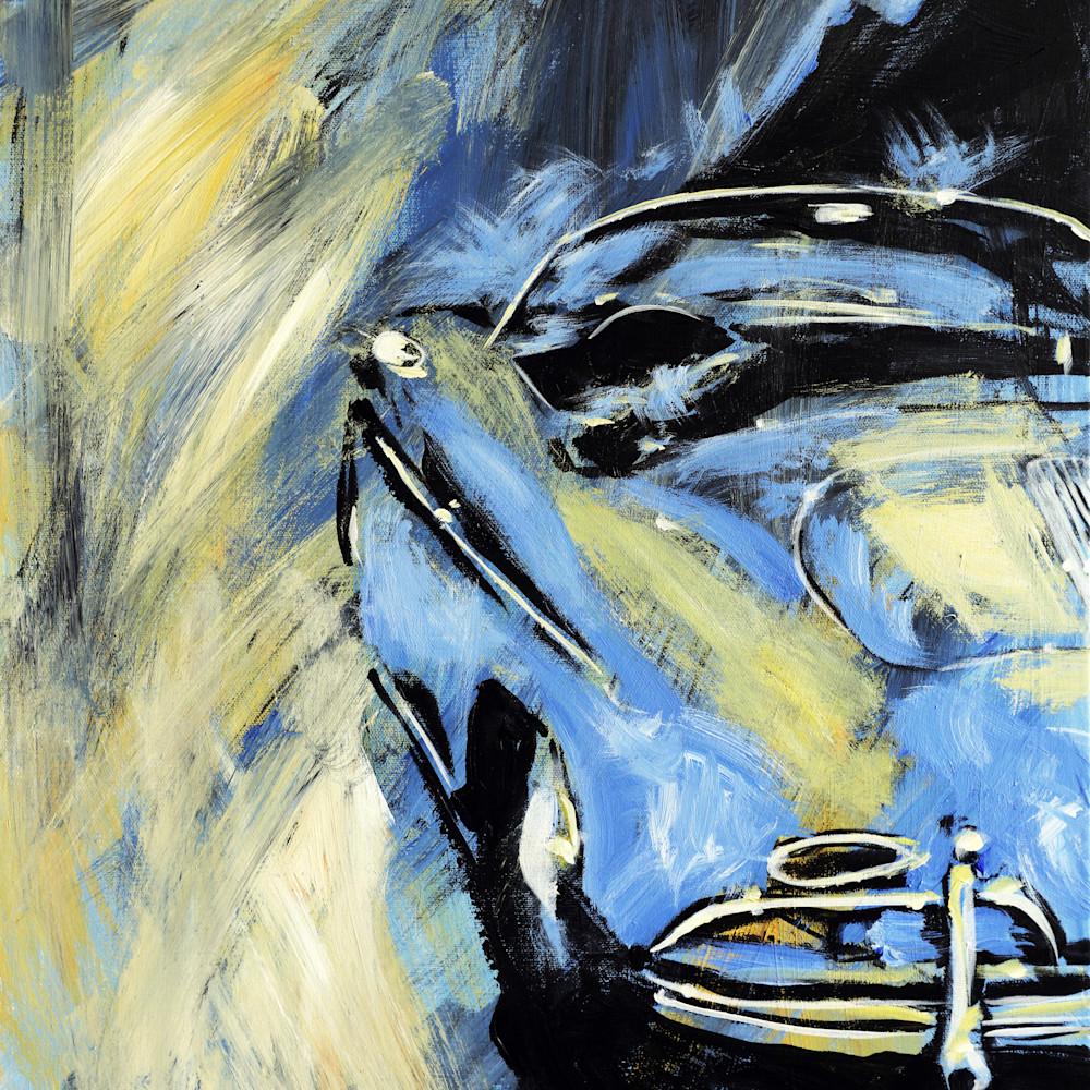 Blue yellow speedster afs q390k4