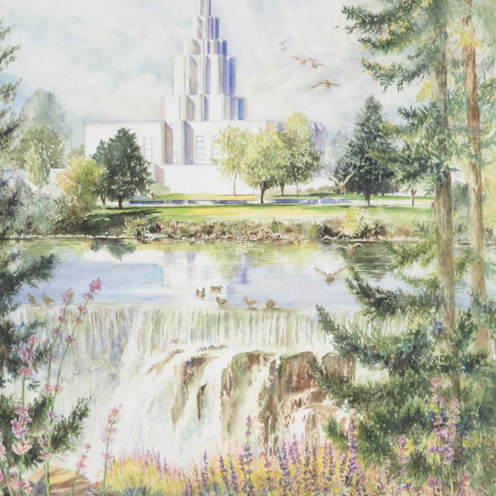 Idaho falls idaho temple laura wilson web wbcnbb
