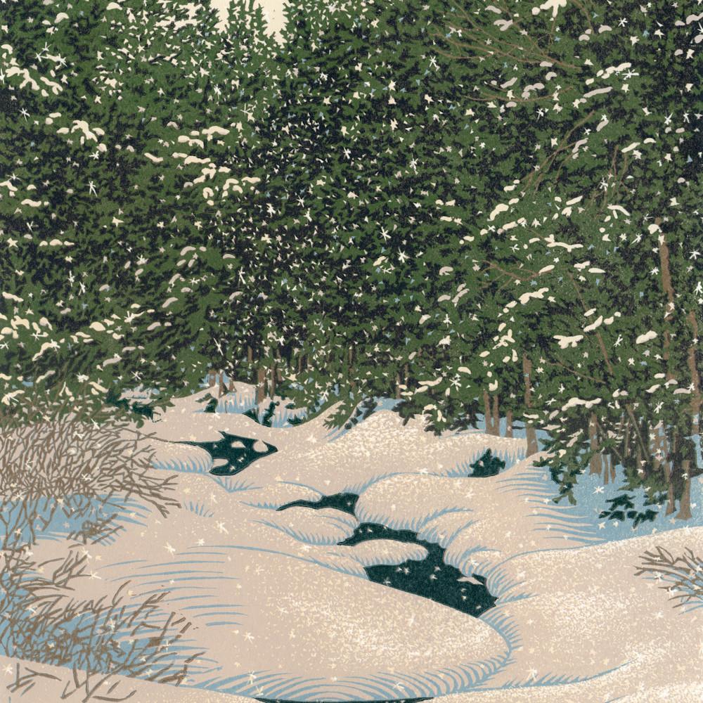 Snowy caw ytdfad