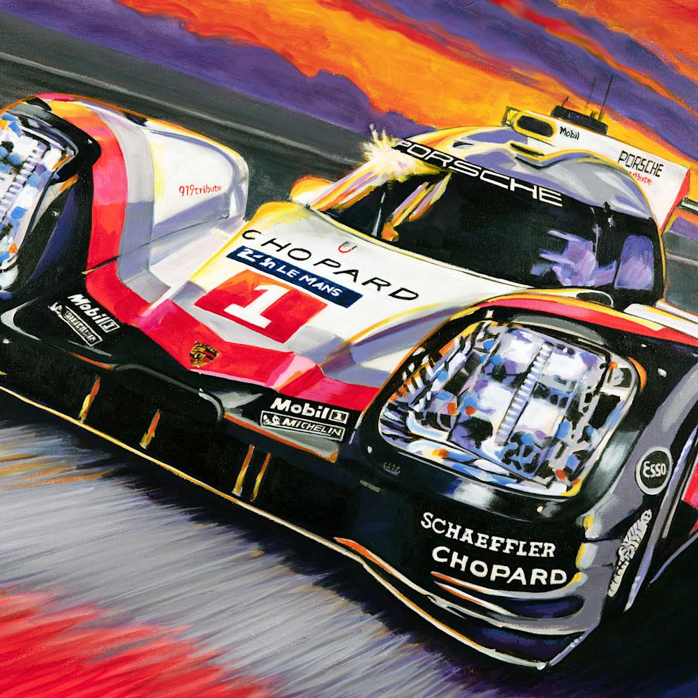 Porsche 919 le mans llx1nl