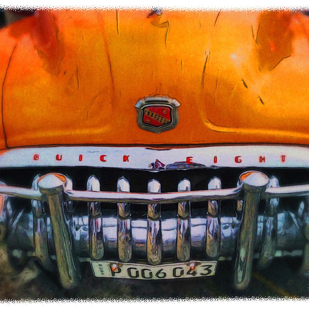 Orange buick lbcsau