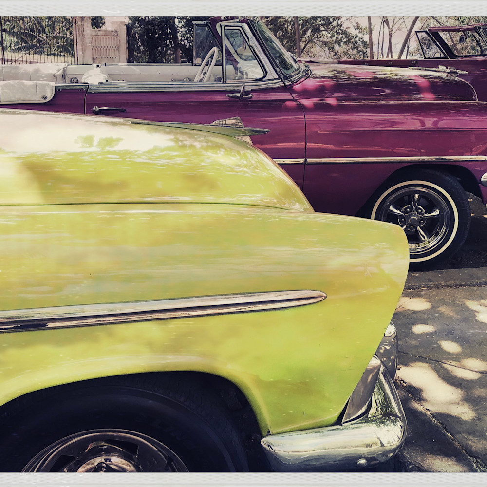 Tres vintage autos k0poks