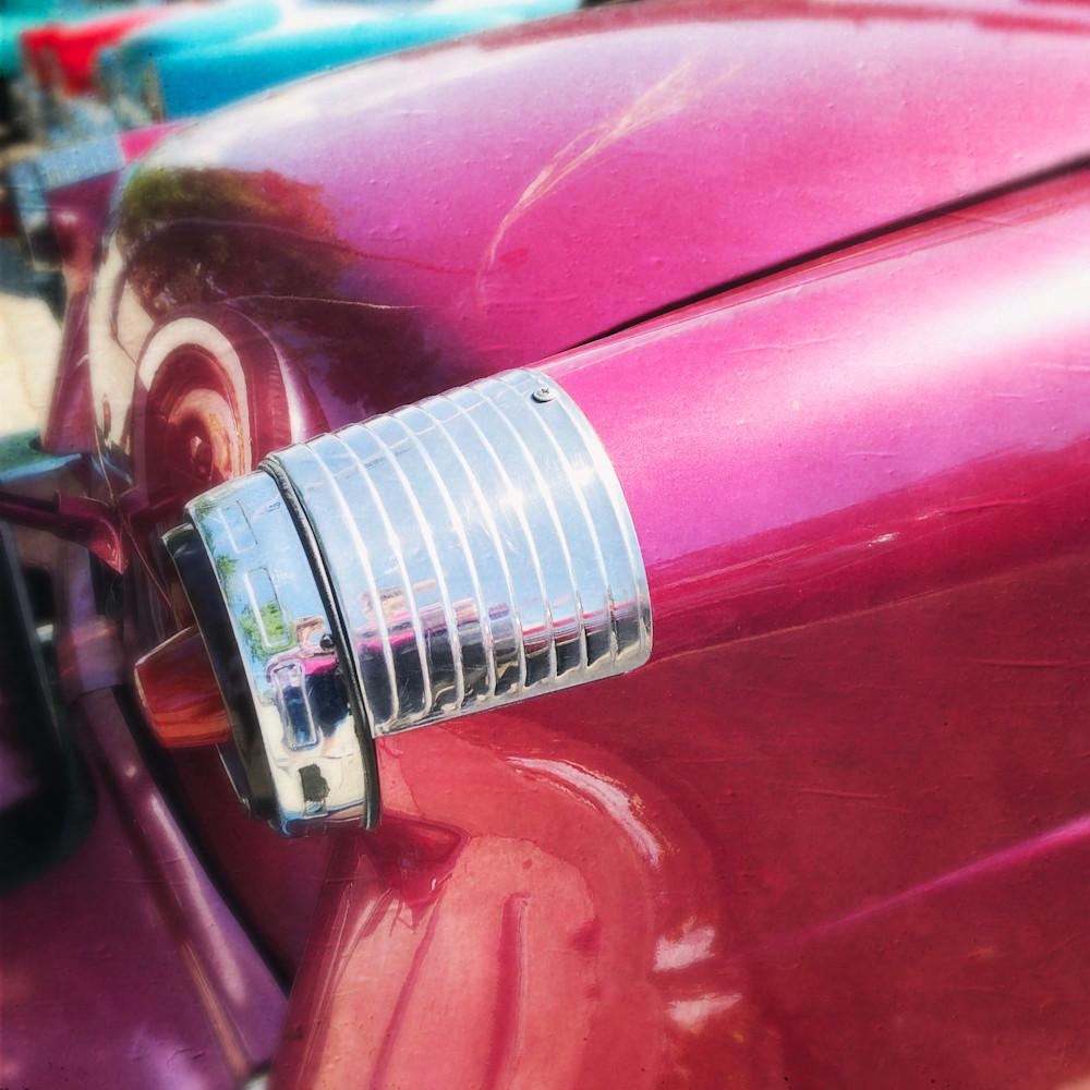 Vintage auto detail q4njf5