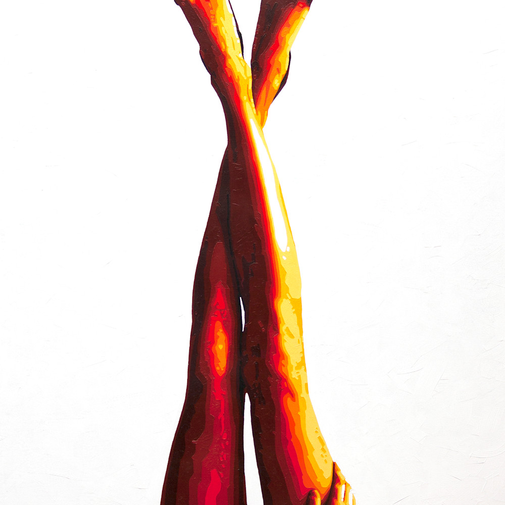 Legs for days 36x48 toddmonk tuskv0