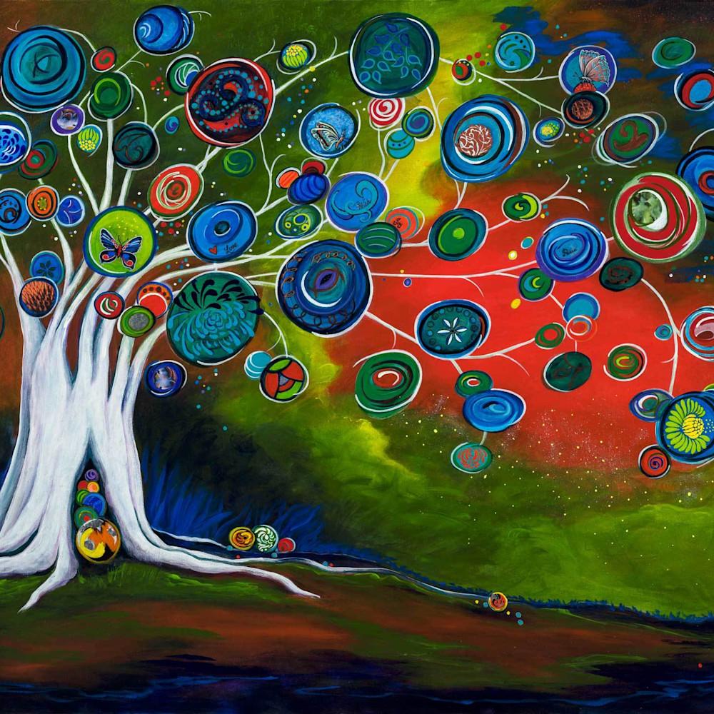 E weller 021 magic tree axjjxl