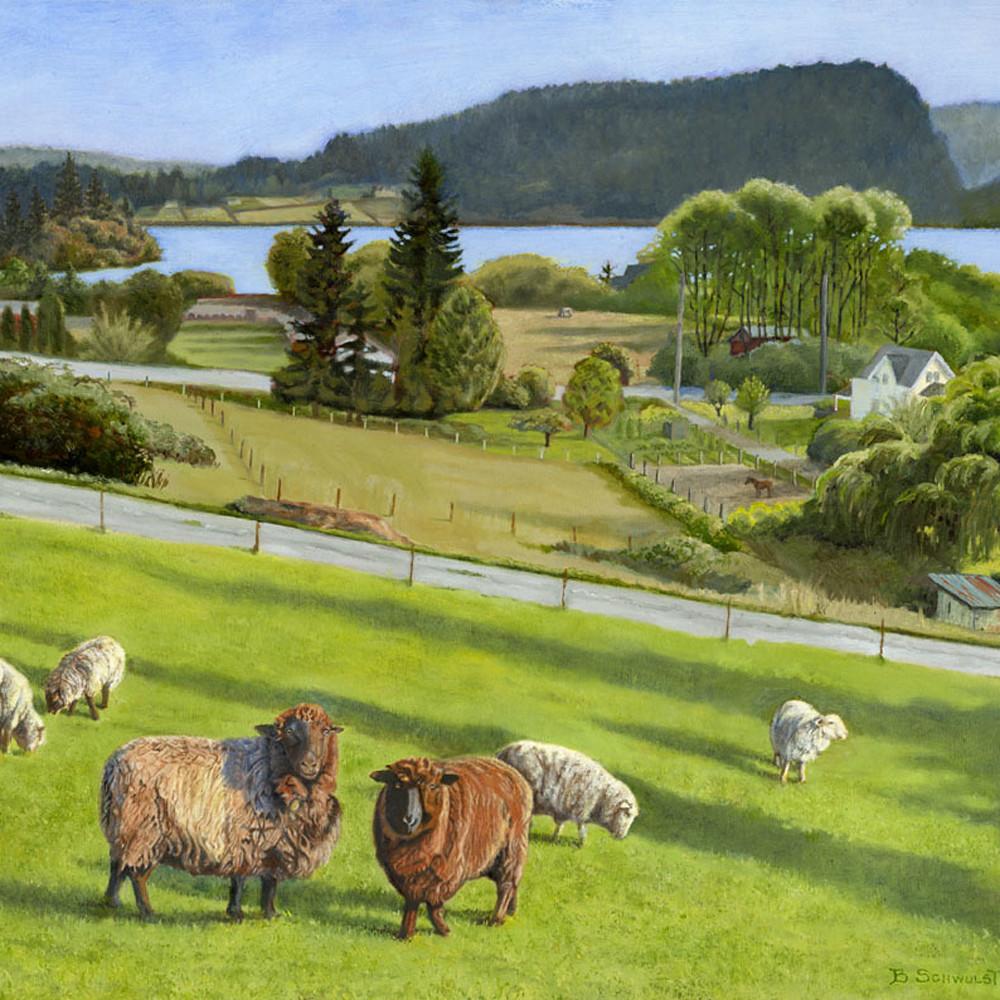 Campbell lake sheep 24x30 cs2nur