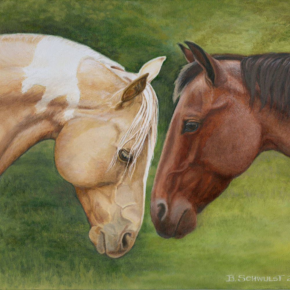 Trigger and freckles 11x14 he92ac