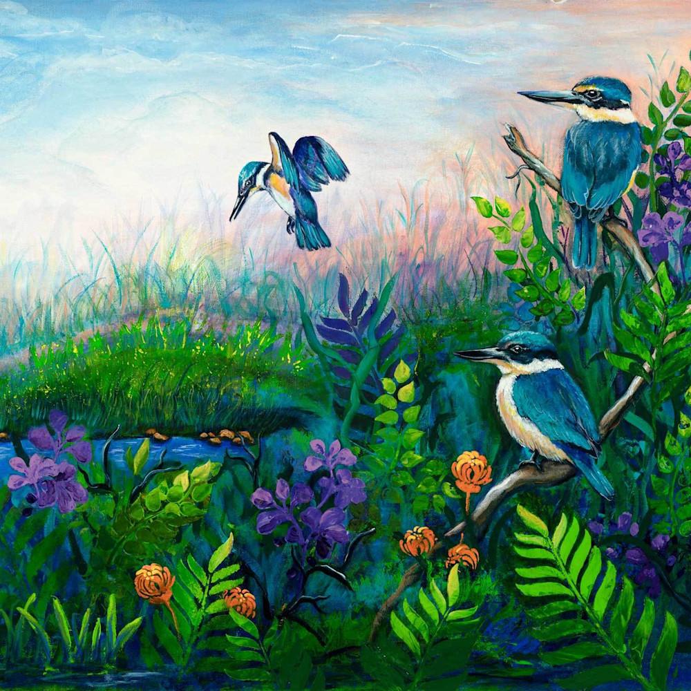 E weller 018 c kingfisher habitat or6m59