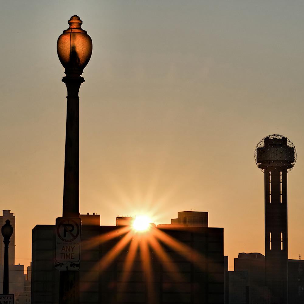 Dallas skyline at dawn 8 ydrfe9