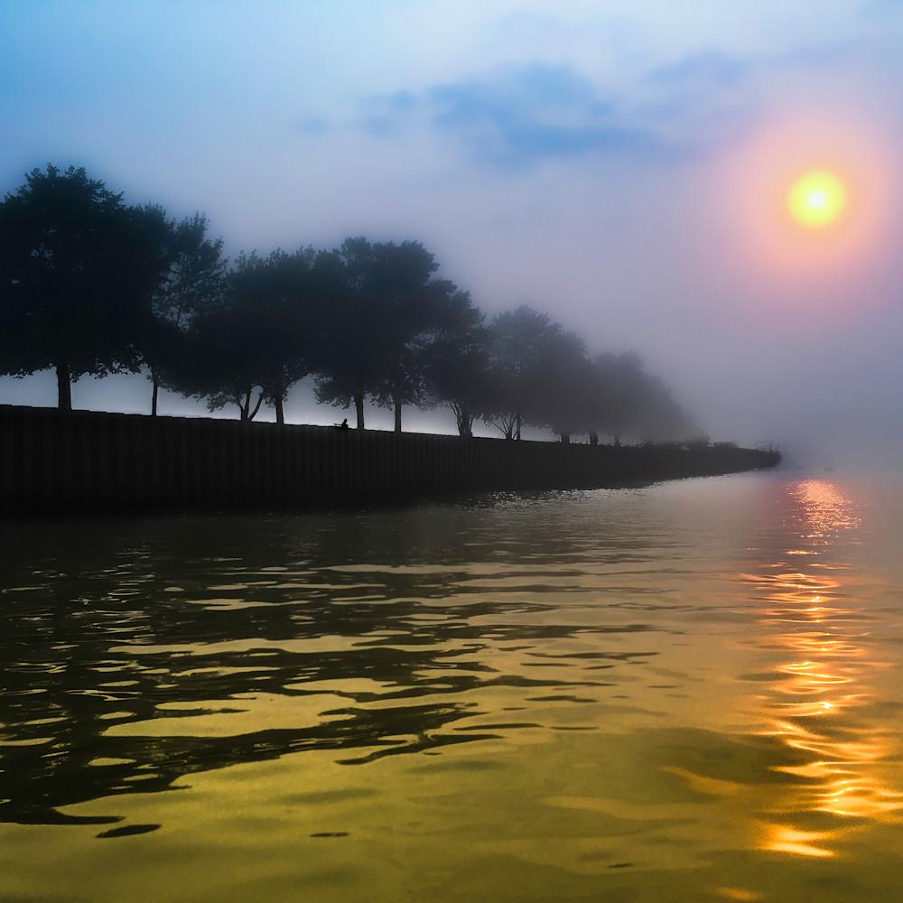 Fog on mckinley marina mas2019 zegpzm