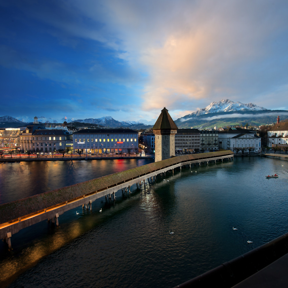 A day at lucerne100 g3xdhc