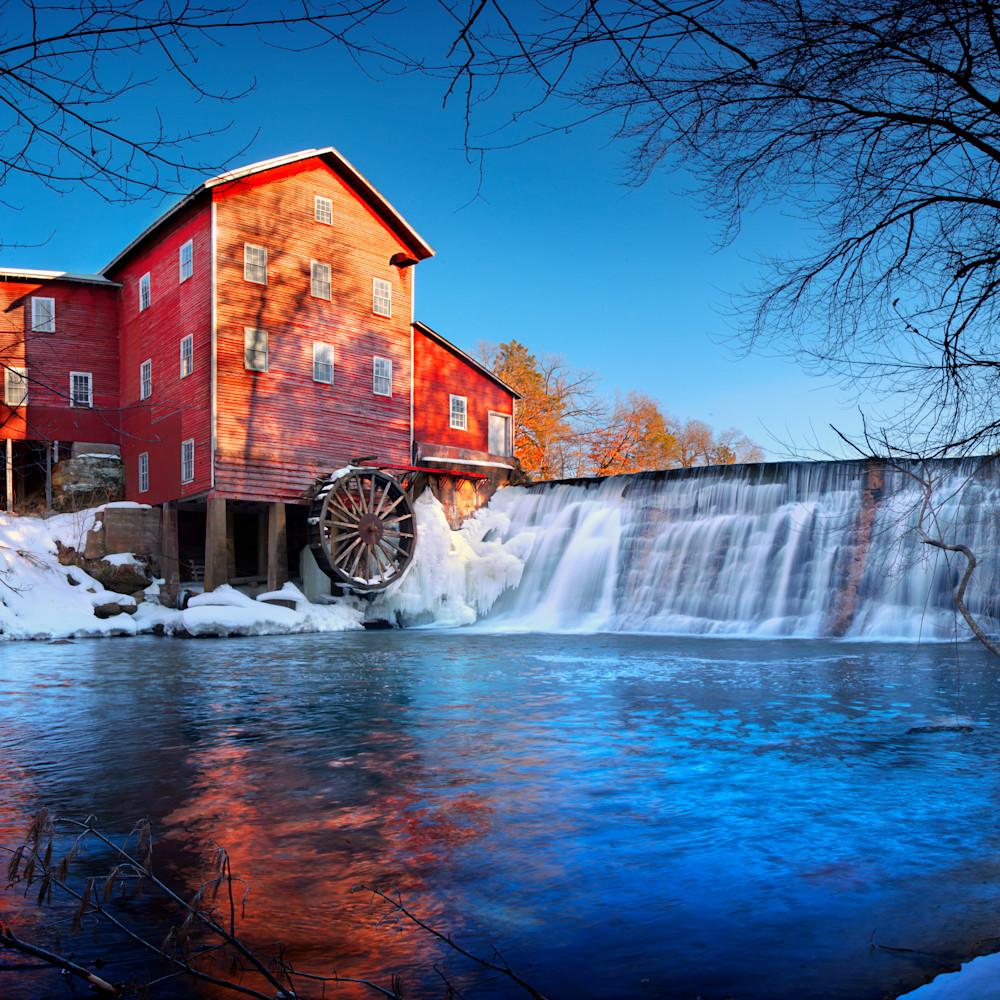 Winter mill 100 gwdst4